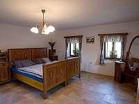 Apartmán 2 - pronájem chalupy Svatý Jan nad Malší