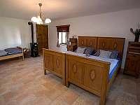Apartmán 2 - chalupa k pronajmutí Svatý Jan nad Malší