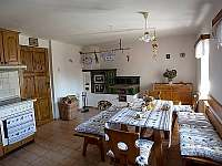 Kuchyně AP1+AP2 - chalupa k pronajmutí Svatý Jan nad Malší