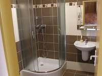 koupelna velký apartmán - Mutyněves