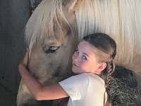 milí a hodní koně - chalupa k pronajmutí Mutyněves