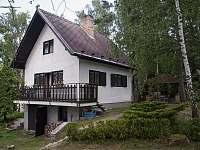 Chata k pronájmu - dovolená na Šumavě