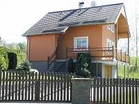 Chata k pronájmu - okolí Týna nad Vltavou