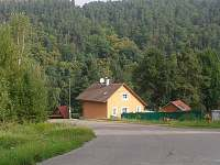 chata u Vltavy - k pronajmutí Neznašov