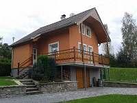 chata u Vltavy - pronájem Neznašov