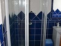 koupelna dolní - pronájem chalupy Kardašova Řečice