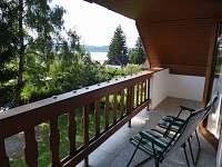 Chata Laura - Balkon
