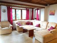 Chata Laura - Obývací pokoj
