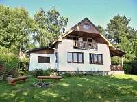 Chata k pronájmu - dovolená Jižní Čechy rekreace Radslav