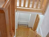 schodiště - Frahelž
