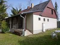 Chata k pronájmu - Hůrka u Horní Plané Jižní Čechy