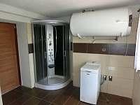Koupelna - sprcha - Jihlávka