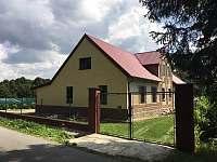 Levné ubytování  Přírodní koupaliště Kostelní Myslová Chalupa k pronajmutí - Jihlávka