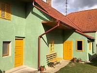 Třeboň-Branná ubytování 6 lidí  pronájem