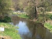 Řeka Dyje - Písečné