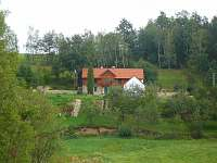 Levné ubytování Koupaliště Větřní  Chalupa k pronajmutí - Krásetín