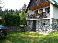 Chata k pronajmutí - okolí Loučovic