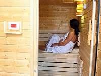sauna - ubytování Pístina