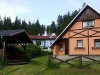 Chata k pronajmutí - dovolená Českokrumlovsko rekreace Černá v Pošumaví