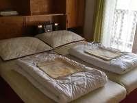 Ložnice 1 - chata k pronájmu Lipno nad Vltavou - Kobylnice