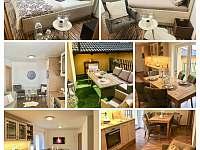 Apartmán v podkroví - pronájem rekreačního domu Třeboň