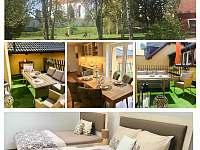 Apartmán v podkroví - kapacita až 7 osob - rekreační dům k pronájmu Třeboň