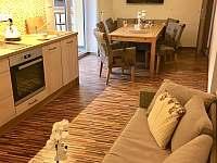Obývací pokoj - apartmán v podkroví - Třeboň