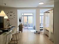 Obývací pokoj - Třeboň
