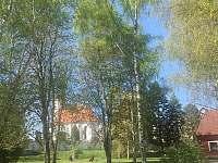 Park Na Rybníčku za domem - pronájem rekreačního domu Třeboň