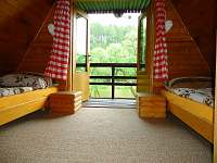 Ložnice 2 lůžko s terasou