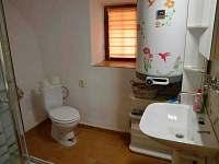 koupelna,sprchový kout,wc - Dudov u Malšic