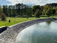 Koupací rybník - Varvažov