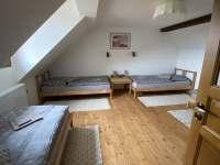 Ložnice pro 4 v patře - Varvažov