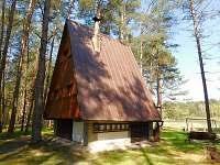 Chata u Spolského rybníka - ubytování Spolí