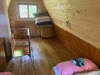 Nový interiér - chata k pronajmutí Spolí