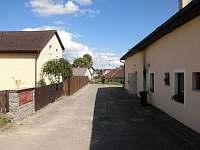 Horní Skrýchov - Ubytování pro turisty a kolaře