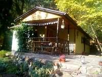 Chata k pronájmu - Hutě u Bechyně Jižní Čechy