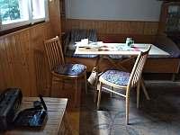 hlavní místnost - Hutě u Bechyně