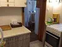 kuchynka - Hutě u Bechyně