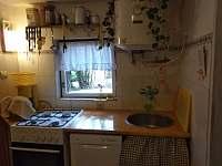 ubytování Jindřichohradecko na chatě k pronájmu - Hutě u Bechyně