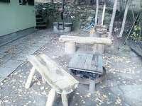 Ohniště - chata k pronájmu Hutě u Bechyně