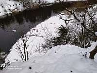 řeka - Hutě u Bechyně
