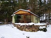 zima - Hutě u Bechyně