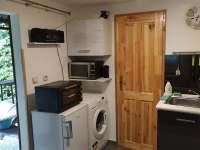 Kuchyňský kout - chata k pronajmutí Veselí nad Lužnicí