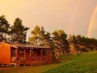 ubytování Hluboká nad Vltavou na chatě k pronajmutí