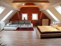 apartmán 1 - podkroví