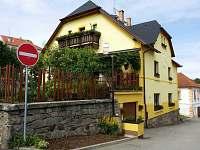 ubytování na Českokrumlovsku Rodinný dům na horách - Benešov nad Černou
