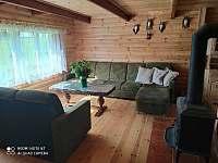 Na samotě u lesa - chata k pronajmutí - 8 Bechyně