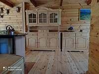 Na samotě u lesa - chata ubytování Bechyně - 5