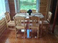 Na samotě u lesa - chata ubytování Bechyně - 2